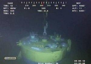 BP подтвердила, что аварийная скважина в Мексиканском заливе закупорена