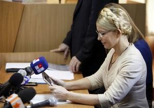 Процесс над Тимошенко является примером избирательного правосудия, считают в Госдепартаменте США