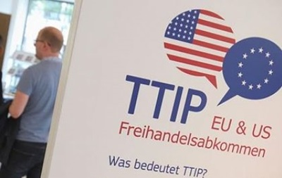 TTIP: Еврокомиссия продолжит переговоры с США