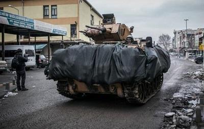 В Турции военные убили более ста курдских боевиков