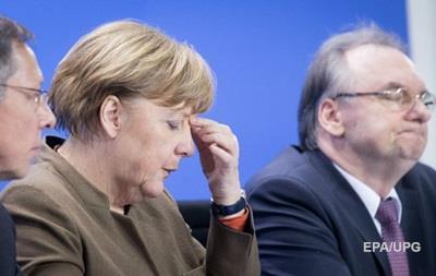 Партія Меркель на виборах програла противникам міграції