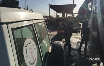 Четвертий за добу вибух пролунав у Кабулі