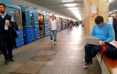 Названі терміни покриття Wi-Fi всіх столичних станцій метро
