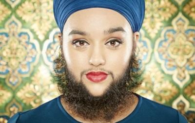 До Книги рекордів Гіннеса потрапила жінка з бородою