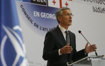 Генсек НАТО: Мы не хотим новой холодной войны