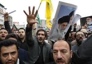 Информация о захвате заложников в британском посольстве исчезла с сайта иранского информагентства