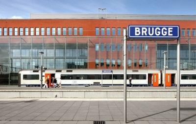 Галасливі проводи машиніста на пенсію в Бельгії прийняли за теракт