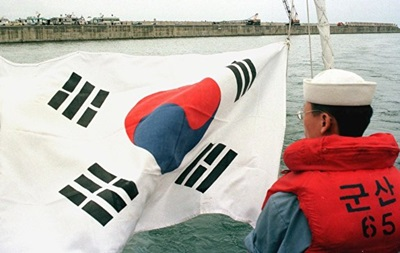 Возле Японии на танкере произошел взрыв