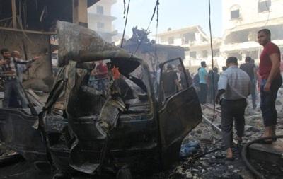 В результате авиаударов в Сирии погибли более 80 человек