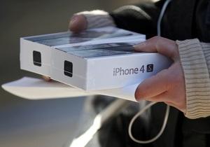 Новый iPhone 4S оснащен встроенным модулем ГЛОНАСС
