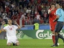 Евро-2008: Левандовски возмущен назначенным пенальти