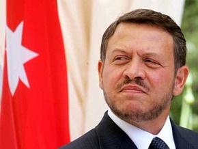 Король Иордании распустил парламент