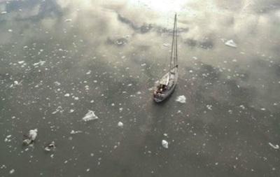 Британський мандрівник обігнув Північний полюс
