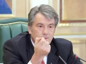 Ющенко обратится к украинскому народу в 21:00