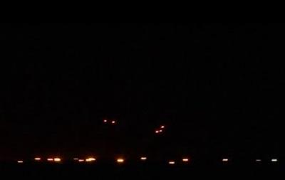 У Мережу виклали відео нічного обстрілу Авдіївки