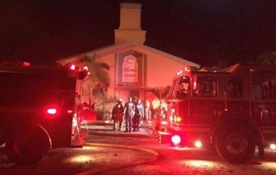 Во Флориде задержали подозреваемого в поджоге мечети