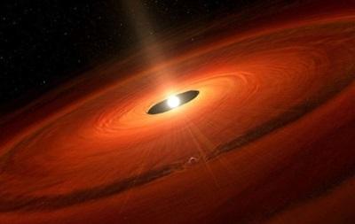 Ученые заметили рождение новой планеты из звездной пыли