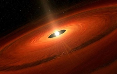 Вчені помітили народження нової планети із зоряного пилу
