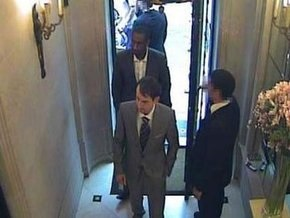 В Лондоне задержан подозреваемый в ограблении магазина