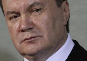 Янукович: Мы имеем поколение бюрократов, которые создали свой бизнес на почве коррупции