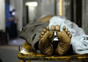 В Сумской области водитель насмерть сбил пенсионера и скрылся с места происшествия
