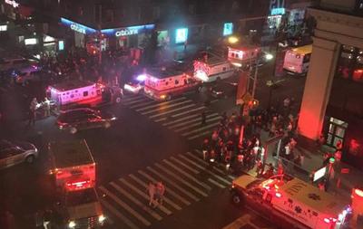 На Манхэттене сработало взрывное устройство, пострадали 15 человек