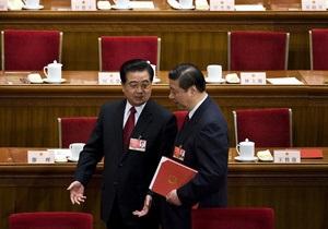 Reuters: Лидеры Китая выбрали претендентов на руководство страной