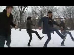 Белая стрекоза любви: Quest Pistols и Николай Воронов представили совместный клип