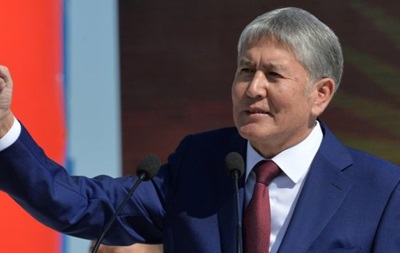 Президент Киргизии взял отпуск по состоянию здоровья