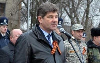Экс-мэра Луганска, организовавшего  референдум , нашли в Карловых Варах
