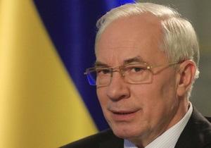 Азаров отреагировал на жесткую критику со стороны Януковича