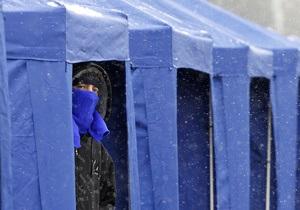 Партия регионов проведет в центре Киева массовые гуляния по случаю Масленицы
