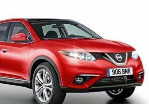 Новый Nissan Qashqai появится в 2014 году