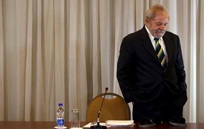 В Бразилии начнутся слушания по делу против экс-президента да Силвы