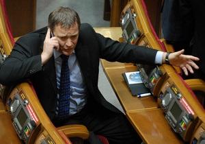 Инцидент с Колесниченко в аэропорту: В милиции не видят оснований для открытия уголовного производства