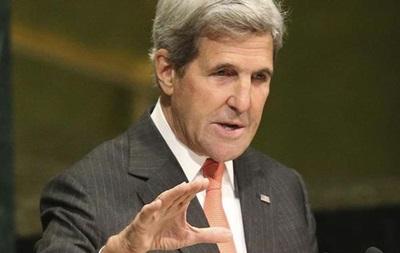 Керри потребовал немедленно прекратить авиаудары по Алеппо