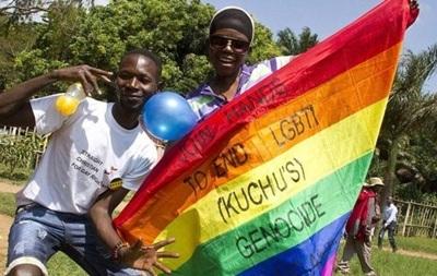 В Уганді розігнали гей-парад