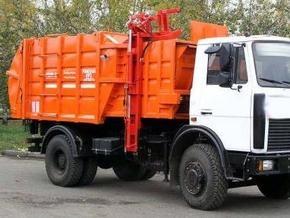 Из Тернополя уже два дня не могут вывезти мусор