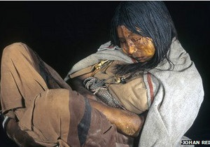 Жертвоприношение у инков: детям давали алкоголь и коку