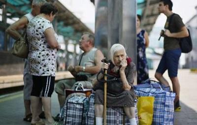 В Беларуси подсчитали беженцев из Украины