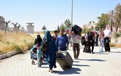 ЕС запустил многомиллионную программу помощи беженцам в Турции