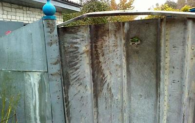 На Чернігівщині з гранатомета обстріляли будинок пенсіонера