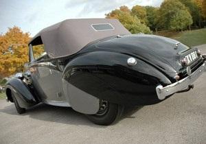 Daimler  Черчилля выставили на аукцион