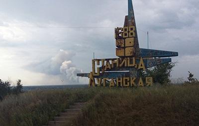 В Станице Луганской жители боятся отвода ВСУ - райадминистрация