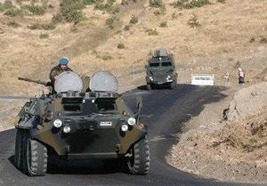 Турция опровергла вторжение своих танков в Ирак