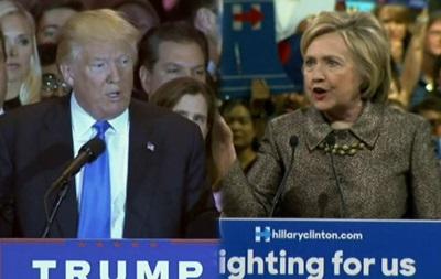 Клінтон звинуватила Трампа у порушенні ембарго проти Куби
