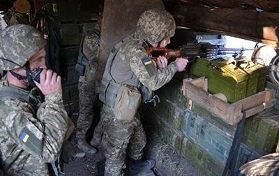 На Донбассе увеличились обстрелы - штаб АТО