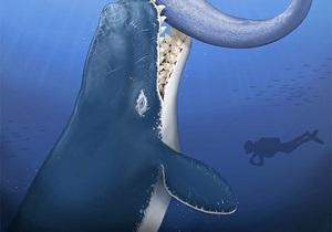 Ученые обнаружили останки самого большого морского хищника в истории