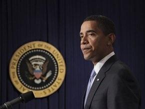 Обама запретил информагентствам снимать в Белом доме