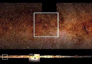 Астрономы опубликовали самое подробное фото Млечного Пути